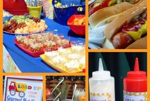 Liam's 3rd Birthday Party Ideas / by Chrissy Spakoski
