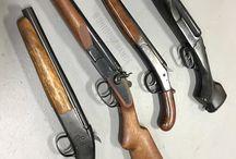 Gun's Knife & Sword