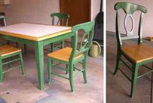 Furniture flip ideas