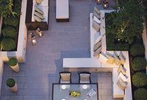 exterior/garden/design/spaces