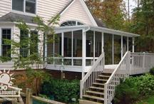 Exterior Renovation ideas / by April Wark