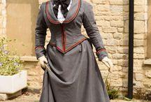 Victorian Ladies Clothing