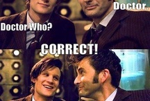 Doctor Who / Spoilers / by M L