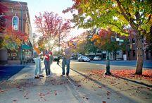 Fall at Whitman
