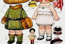 precious paper dolls