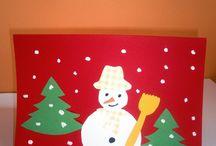 Χρστουγεννιατικες καρτες