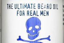 MÆND - SKÆGPLEJE / Lækre produkter til mænd med skæg!