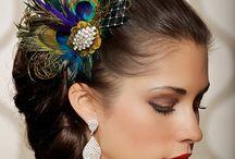Hairstyles & Bridal Piecies
