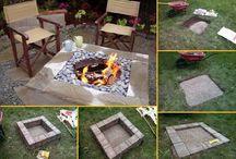 nápady na dvor a zahradu