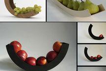 Keramik Obstschüssel