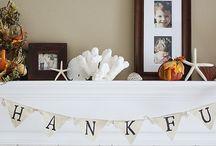 Thanksgiving / by Stephanie Hallmark