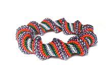 Bead Crochets - Let us inspire you! / Bead crochets inspiration for beadaholics -------------------------------------------------- Inspirace na háčkované dutinky - mnoho předloh