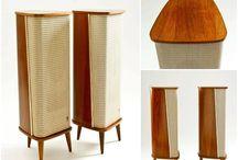 Audio furniture