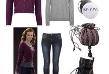 I Love You Hermione Granger Fashion Styles