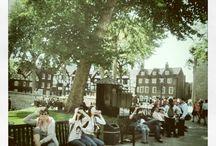 Viaje a Londres. / Fotos de dos viajes que hice a Londres.