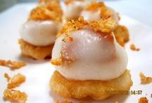 Hue small savoury food