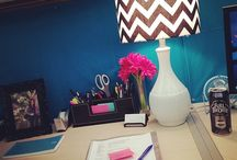 Career Tips and Tricks / Cubicle decoration, job searching tips, office exercises and more!