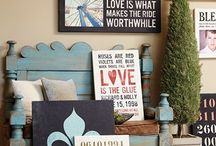 Home Decor that I love