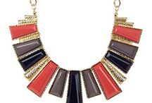 Necklaces / by Jessica Brown