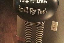 Halloween / by Beverly Barnhart