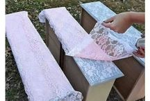 Fabric paint crafts