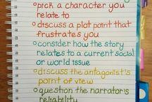 reading ang writing