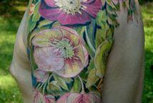 tattoos / by Anne Edenloff