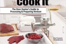 Recipes: Venison