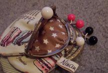 Little things, Ninan helmet Nipsu kukkarot / Ihania nipsu pussukoita