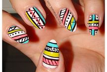 Nailsss / by Alyson Lopez