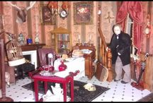 Dolls House Videos / Here you find some movies that I made of my dolls houses