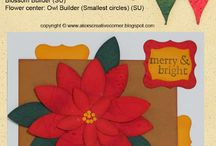 CRAFTS : PUNCH, DIE & EMBOSSING / by Donna Baker