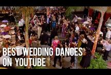 Wedding Dances / Pin your favorite wedding dances here for inspiration! Tip: Best place to watch wedding dances non-stop -  YouTube.com/WeddingDanceChannel / by DanceOn