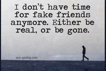 quotes for fake friends