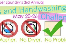 Flats & Handwashing Cloth Diapers / by Diaper Shops