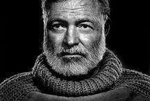 The Hemingway photoshoot