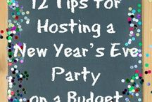 NEW YEARS IDEAS