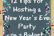 New Years Eve / New Years Eve, Holidays, Celebrate