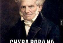 Ból istnienia Shopenhauera