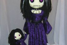 Muñecas goticas