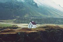 Горные дома
