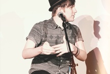 Patrick Stump / sexy singer of Fall Out Boy