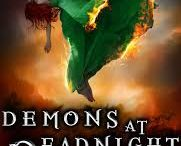 DEMONS AT DEADNIGHT / Book 1 in the Divinicus Nex Chronicles / by A&E Kirk, Authors of Young Adult Fiction