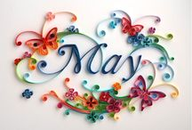 Quilling and other paper art / I love paper art of many kinds. I explore more and more. It is amazing all that paper can create.