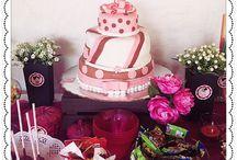Pasteles y cupcakes / Pasteles y cupcskes
