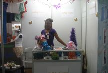 Mama magic showcase Cape Town / Showcasing lullaby couture pjs' and beautiful showercaps
