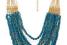 DIY necklace inspiration ♡♥