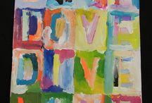 4th Grade Art Lessons / by Amanda Marie G.
