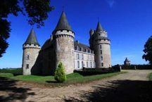 """Château / Notre """"maison"""" est dans notre famille depuis plus de 1000 ans. Une passion partagée par des générations, heureuses de perpétuer l'histoire ! Venez nous voir, le Limousin est une région magnifique !!"""