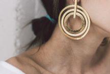 La boucle d'oreille dans tous ses états - statement earrings
